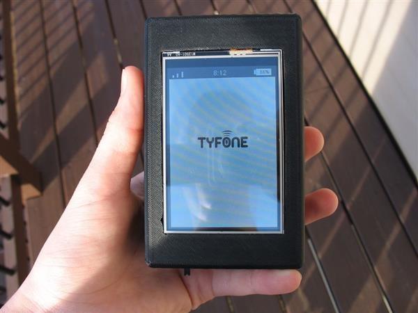 Raspberry Pi smartphone