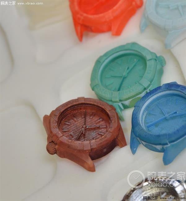 Tag Heuer använder sig av 3D-utskrifter i sin tillverkning