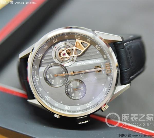 Tag Heuer tillverkar klassiska och exklusiva klockor.