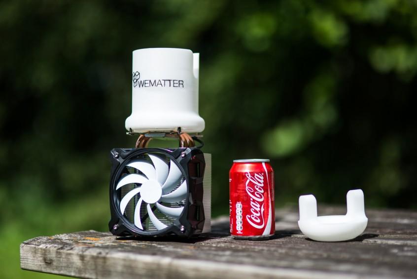3D-utskriven kyl