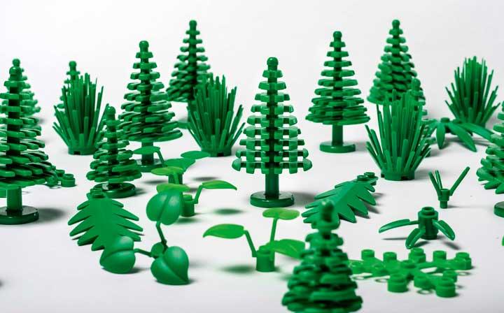 Lego - hållbar framtid