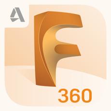 Fusion 360 program logo