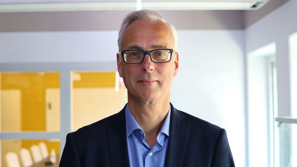 Henrik Kennås CFO at Wematter